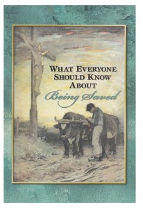 booklet-What Everyone Should Know About Being Saved