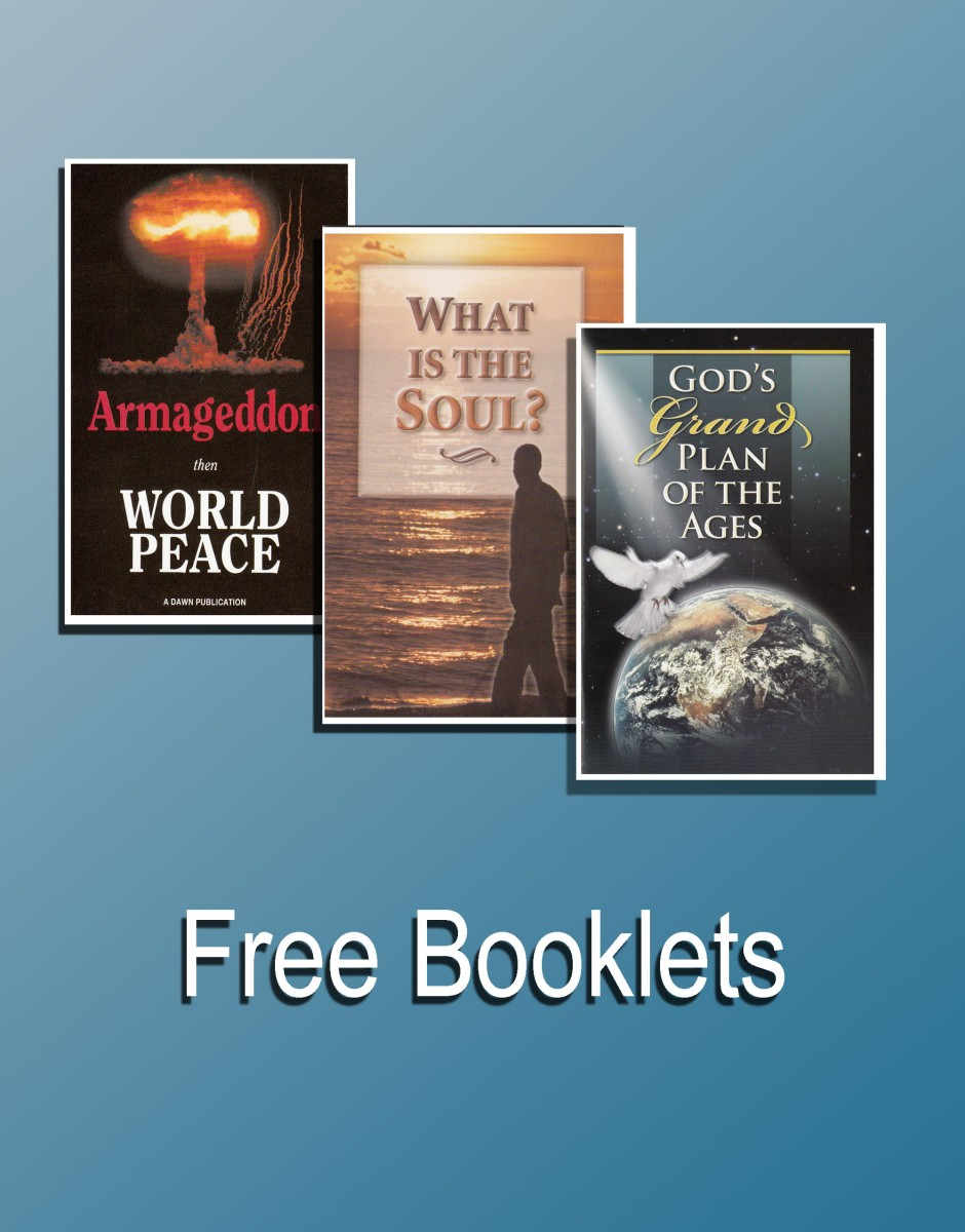 Free Booklets