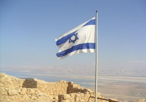 Israel becomes a nation again during our Lord's second presence