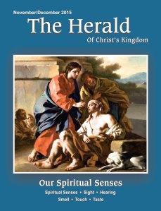 Our Spiritual Senses